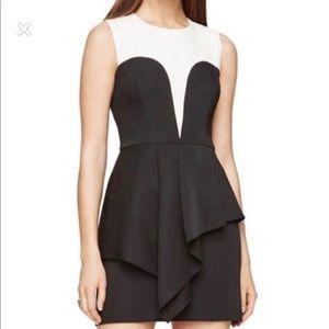 BCBGMaxAzria Dresses - BCBG satin dress